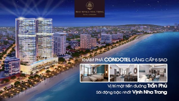 Beau Rivage Nha Trang Holtels and Resorts